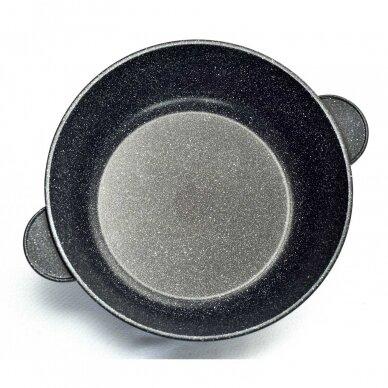 Жаровня круглая VICTORIA INDUCTION 26 см - DE1026G 3